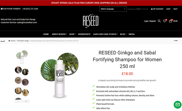 Reseed_ecommerce