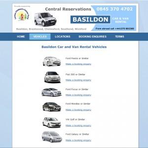 Basildon Car and Van Rental