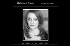 Rebecca Ayres Portfolio