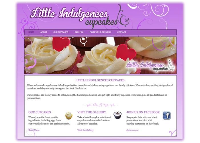 Little Indulgences Cupcakes