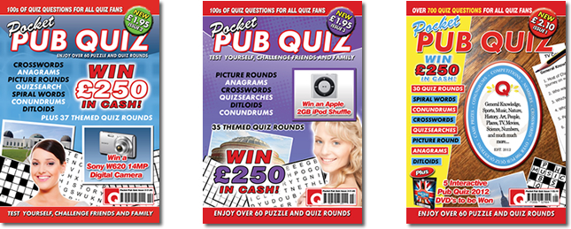 Pocket Pub Quiz