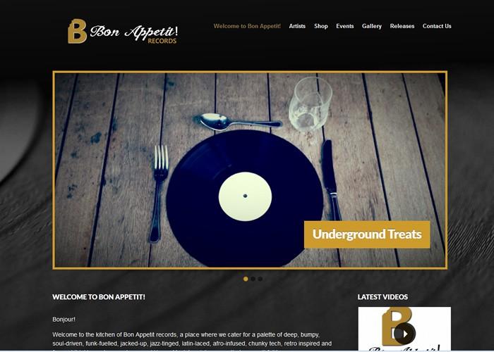 Bon Appetit Records