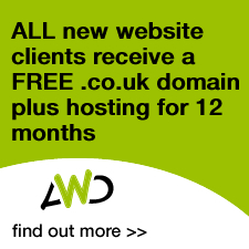 Free domain and hosting for 12 months