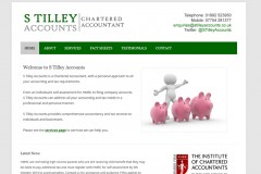 S Tilley Accounts