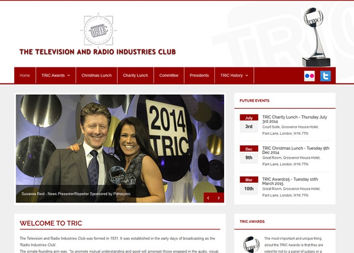 TRIC – Television and Radio Industries Club