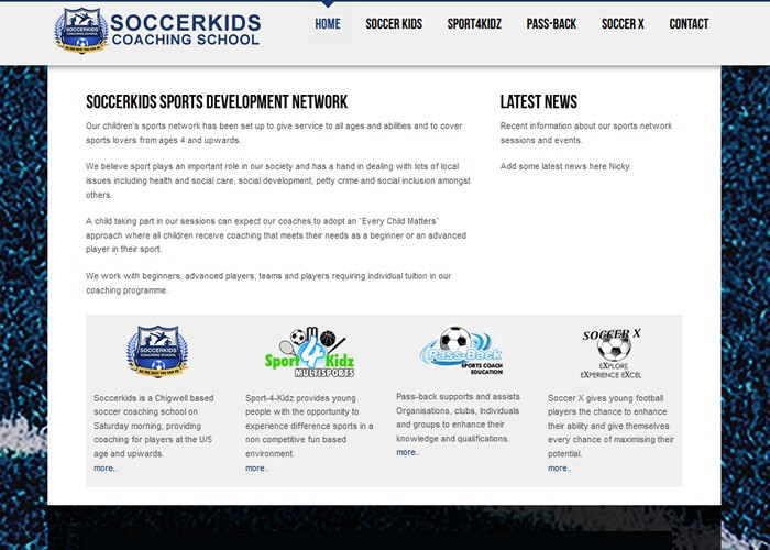 Soccerkids Network
