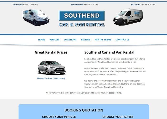 Essex Car Rentals